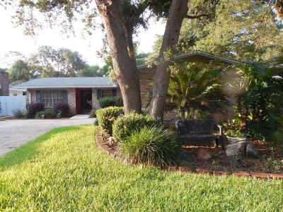 Fort Walton Beach Single Family Home For Sale: 411 Verb Street