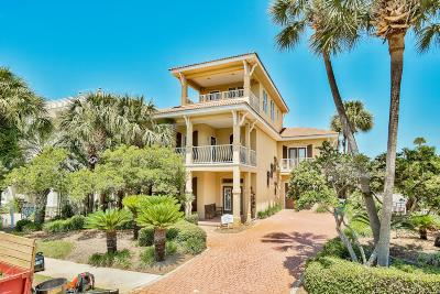 Destin Single Family Home For Sale: 4812 Ocean Boulevard Boulevard