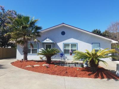 Panama City Beach Condo/Townhouse For Sale: 3923 Treasure Circle