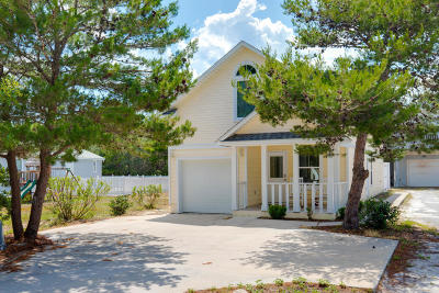 Santa Rosa Beach Single Family Home For Sale: 65 Brown Street