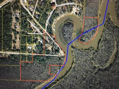 Freeport Residential Lots & Land For Sale: 242 Rooks Bluff Road