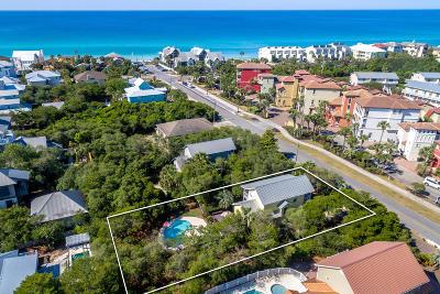 Santa Rosa Beach Single Family Home For Sale: 2171 S Co Hwy 83