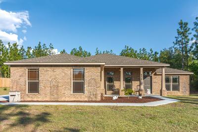 Laurel Hill Single Family Home For Sale: 6405 Welannee Boulevard