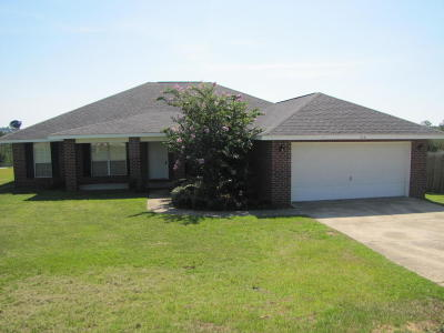 Crestview Single Family Home For Sale: 314 Sidewinder Loop