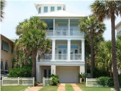 Frangista Beach Single Family Home For Sale: 1812 Scenic Gulf Drive
