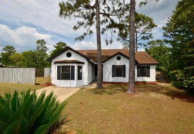Crestview Single Family Home For Sale: 333 Hudson Drive