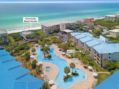 Inlet Beach Condo/Townhouse For Sale: 10254 E Co Highway 30-A #BLDG 3 U