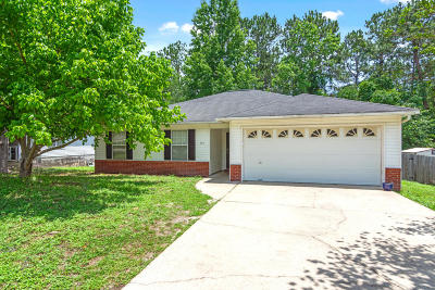 Crestview Single Family Home For Sale: 141 Palmetto Drive