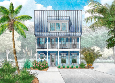 Santa Rosa Beach Single Family Home For Sale: 73 Old Winston Circle Circle