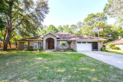 Niceville Single Family Home For Sale: 404 Bally Way