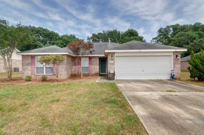 Crestview Single Family Home For Sale: 3092 Border Creek Drive