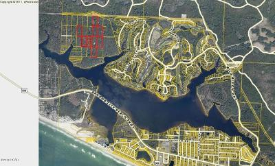 Panama City Beach Residential Lots & Land For Sale: 30 2s 17w -22- #45 acres