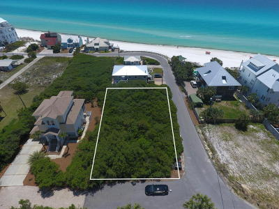 Inlet Beach Residential Lots & Land For Sale: Pompano