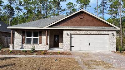 Defuniak Springs FL Single Family Home For Sale: $244,900