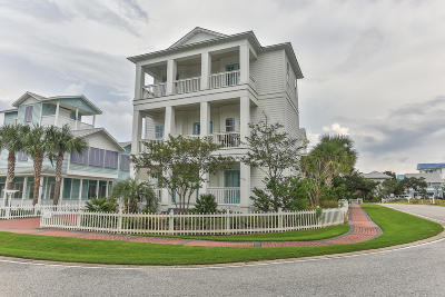 Destin Single Family Home For Sale: 4475 Ocean View Drive