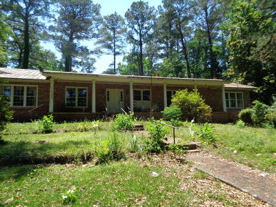 Laurel Hill Single Family Home For Sale: 334 Lake Drive