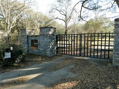 Holmes County Residential Lots & Land For Sale: Lot 9-B Post Oak Lane