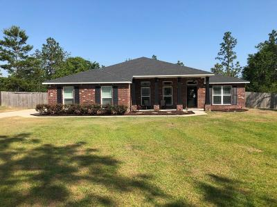 Laurel Hill Single Family Home For Sale: 6429 Welannee Boulevard