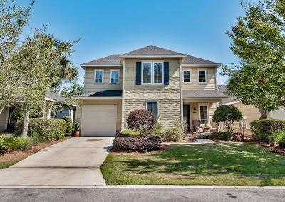 Santa Rosa Beach Single Family Home For Sale: 100 S Zander Way