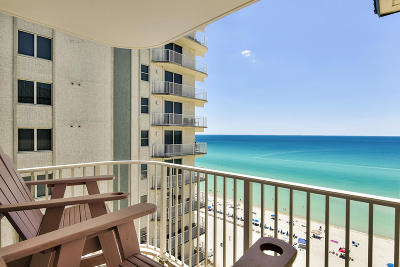 Panama City Beach Condo/Townhouse For Sale: 10509 Front Beach Road #1300E