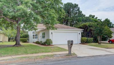 Miramar Beach Single Family Home For Sale: 55 Bay Haven Court