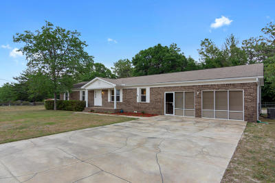 Crestview Single Family Home For Sale: 5827 G I Trail