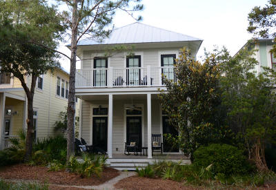 Santa Rosa Beach FL Single Family Home For Sale: $789,000