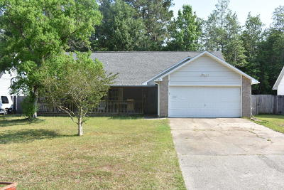 Crestview Single Family Home For Sale: 4267 Antioch Road
