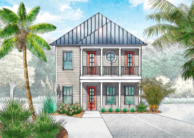 Single Family Home For Sale: Lot 27 Valerie Way
