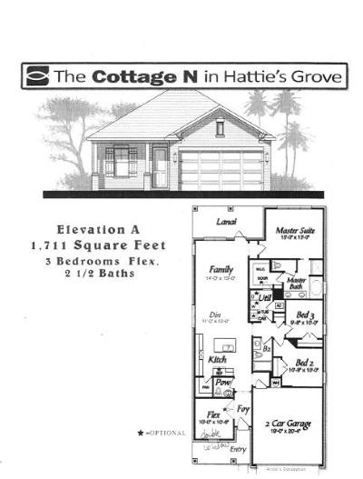 Niceville Single Family Home For Sale: 1998 Hattie Mae Lane