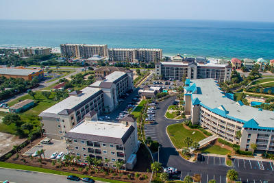 Miramar Beach Condo/Townhouse For Sale: 732 Scenic Gulf Drive #B101