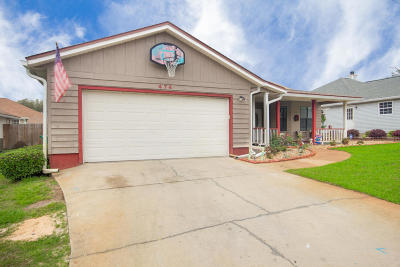 Single Family Home For Sale: 474 Managua Way