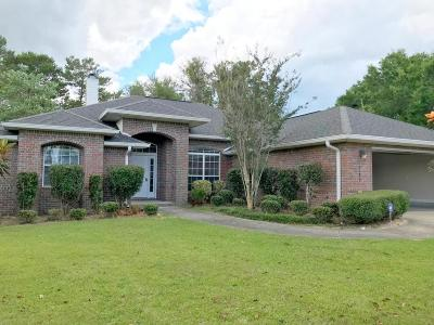Navarre Single Family Home For Sale: 2589 Stormy Circle