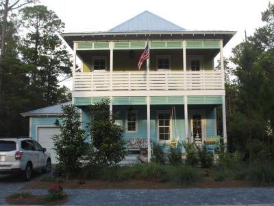 Santa Rosa Beach Single Family Home For Sale: 307 Matts Way