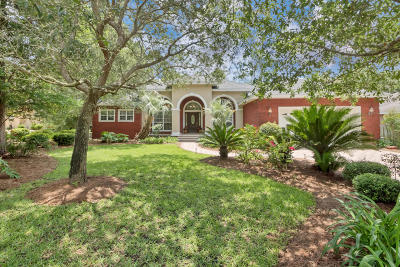 Niceville Single Family Home For Sale: 823 Coldwater Creek Circle