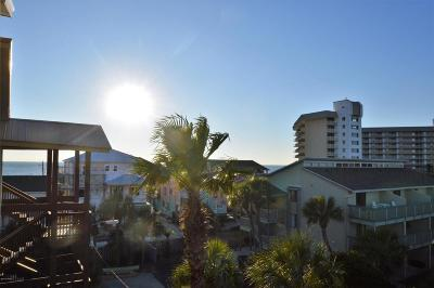 Panama City Beach Condo/Townhouse For Sale: 4114 Holiday Drive #APT 25