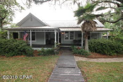 Panama City Single Family Home For Sale: 1617 Drummond Avenue