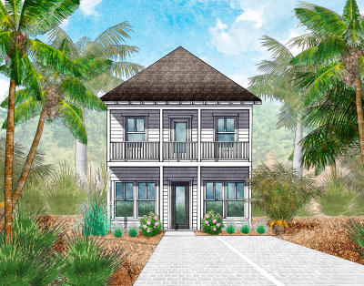 Single Family Home For Sale: Lot 11 Beach View Drive