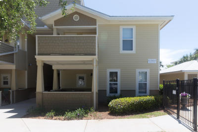 Santa Rosa Beach FL Condo/Townhouse For Sale: $235,000