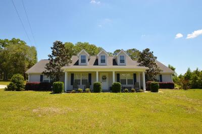 Holmes County Single Family Home For Sale: 2652 Marian Drive
