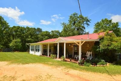 Holmes County Single Family Home For Sale: 1603 Bethlehem Church Road