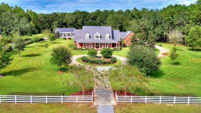 Holmes County Single Family Home For Sale: 3311 Bonifay Chipley Highway