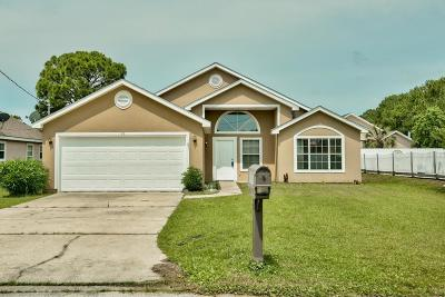 Miramar Beach Single Family Home For Sale: 49 Hidden Harbor Lane