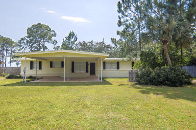 Panama City Single Family Home For Sale: 1538 S Berthe Avenue