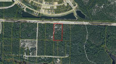 Inlet Beach Residential Lots & Land For Sale: 5.12 Jeep Road