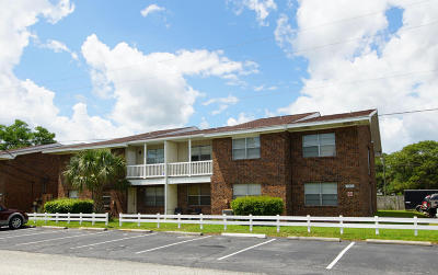 Fort Walton Beach Condo/Townhouse For Sale: 605 Colonial Drive #UNIT 6
