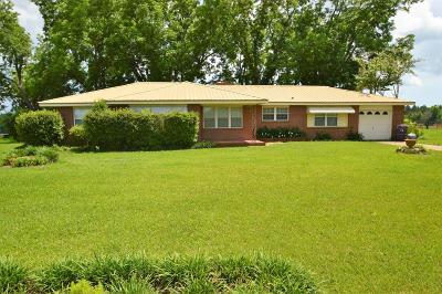 Jackson County Single Family Home For Sale: 3602 Robert Murphy Road