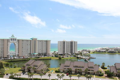 Miramar Beach Condo/Townhouse For Sale: 122 Seascape Boulevard #1104