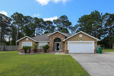 Panama City Beach Single Family Home For Sale: 105 Shadow Bay Drive