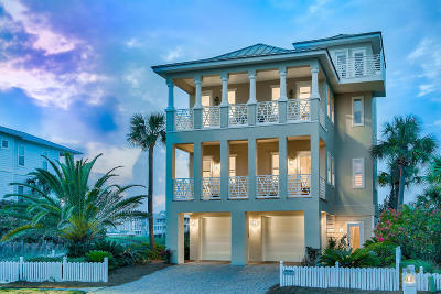 Destin Single Family Home For Sale: 68 Lands End Drive